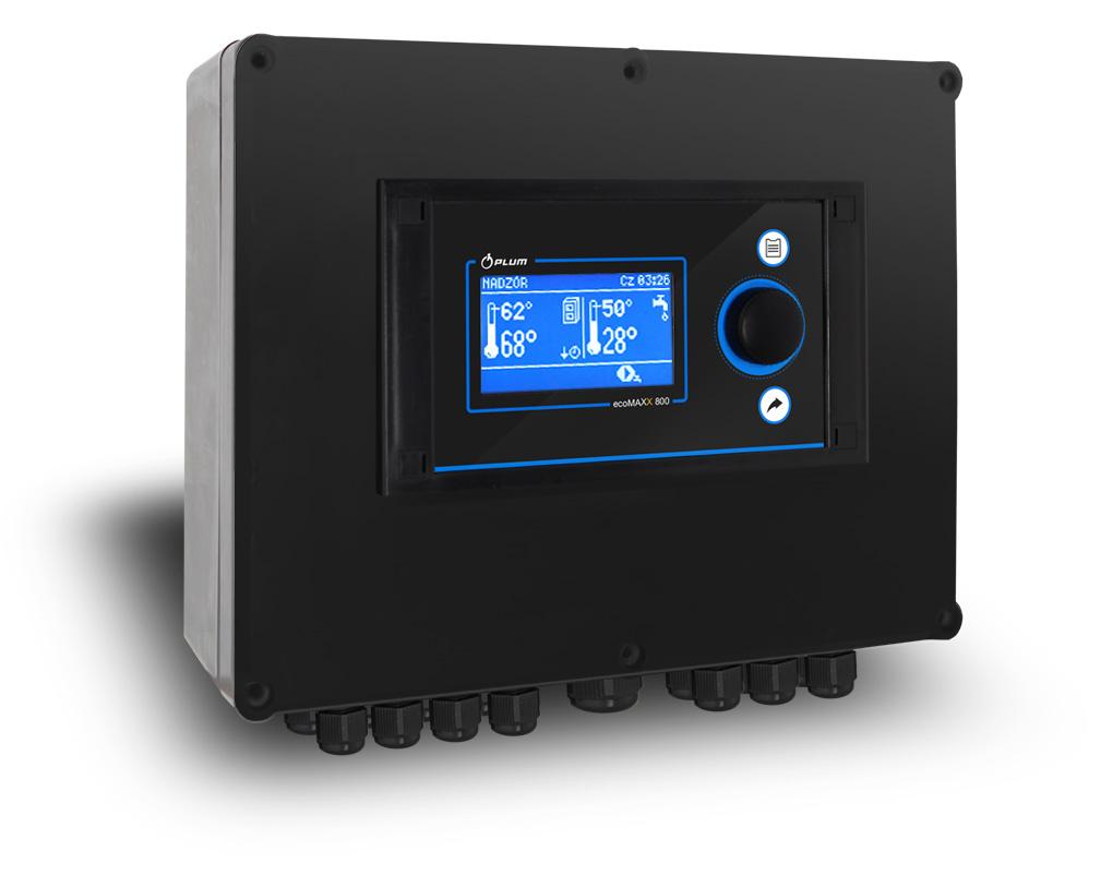 1 3 Plum ecoMAX 850P