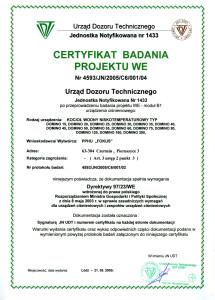 certyfikat badania projektu we 2 215x300 certyfikat badania projektu we 2
