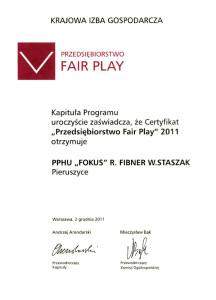 pphu fokus producent kotlow centralnego ogrzewania fair play 2011 216x300 pphu fokus producent kotlow centralnego ogrzewania fair play 2011
