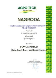 pphu fokus producent kotlow centralnego ogrzewania nagroda 2009 216x300 pphu fokus producent kotlow centralnego ogrzewania nagroda 2009
